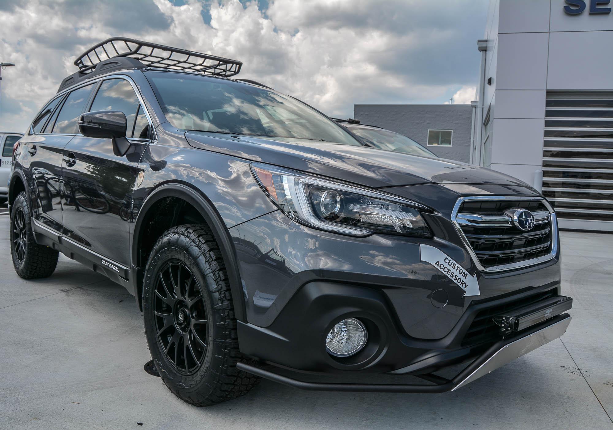 Subaru Customization Hendrick Subaru Southpoint