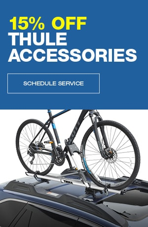 15% off Thule Accessories