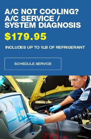 A/C Not Cooling? A/C Service / System Diagnosis