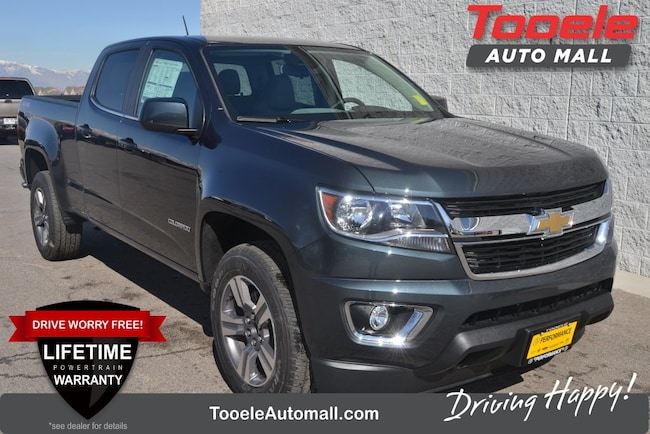 New 2018 Chevrolet Colorado For Sale At Performance Automall Tooele
