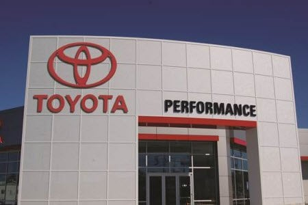 Welcome To Performance Toyota