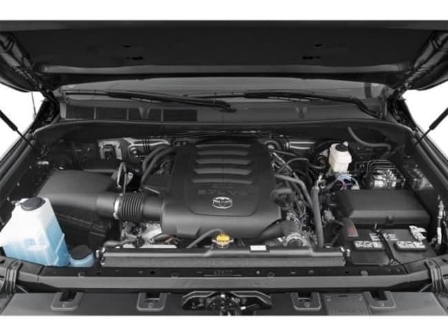 New 2019 Toyota Tundra Sr5 5 7l V8 W Ffv Truck Crewmax Magnetic Gray