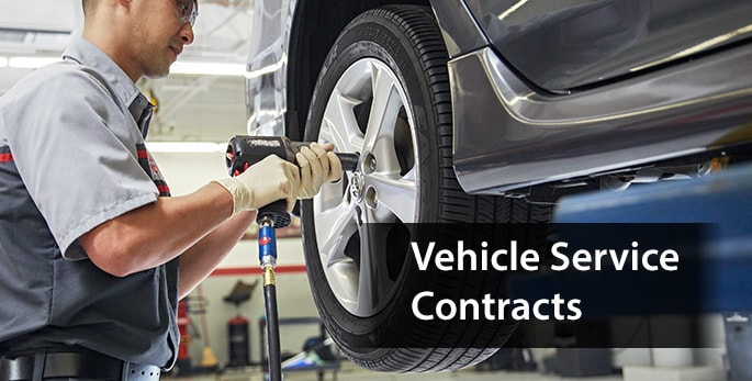 Performance Toyota  Fairfield Ohio  Vehicle Service Contracts