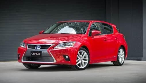 The 2016 Lexus CT 200h: Exceptional Efficiency, Extraordinary Exhilaration