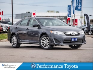 2014 Toyota Camry LE. NAVI. CAMERA. BLUETOOTH. ALLOYS Sedan