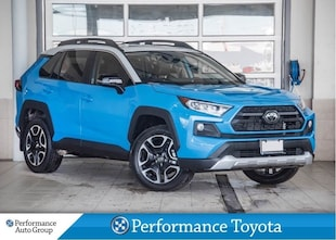 2019 Toyota RAV4 XLE-TRAIL! ROOF. HTD SEATS. CAMERA. DEMO SPECIAL SUV