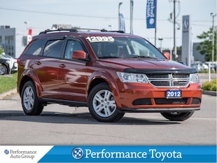2012 Dodge Journey CVP/SE PLUS. PUSH-START. BLUETOOTH. ROOF RACK SUV