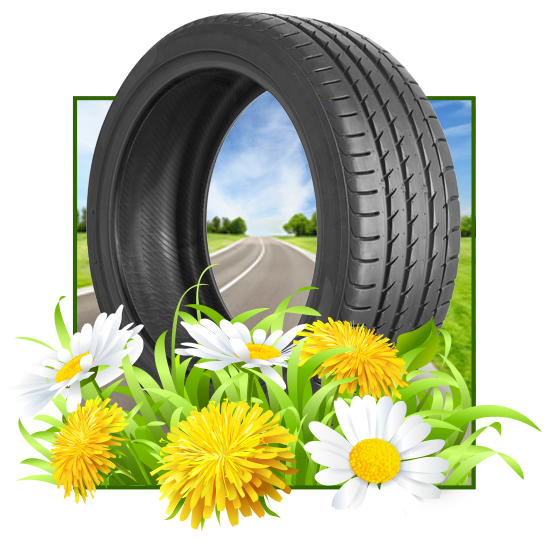 Spring Tires