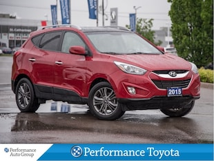 2015 Hyundai Tucson GLS. HTD SEATS. CAMERA. ROOF. LOW KM SUV