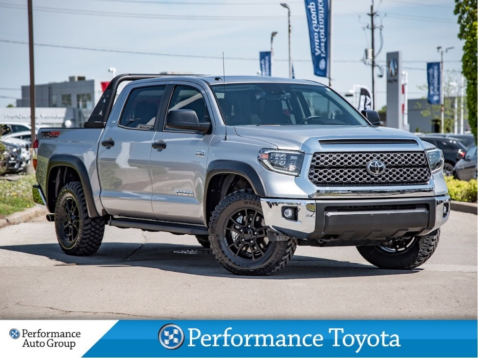 2019 Toyota Tundra TRD. OFF ROAD PACKAGE. 4X4. NAVI. DEMO UNIT Truck