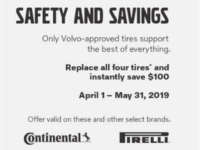 Spring Tire Special!