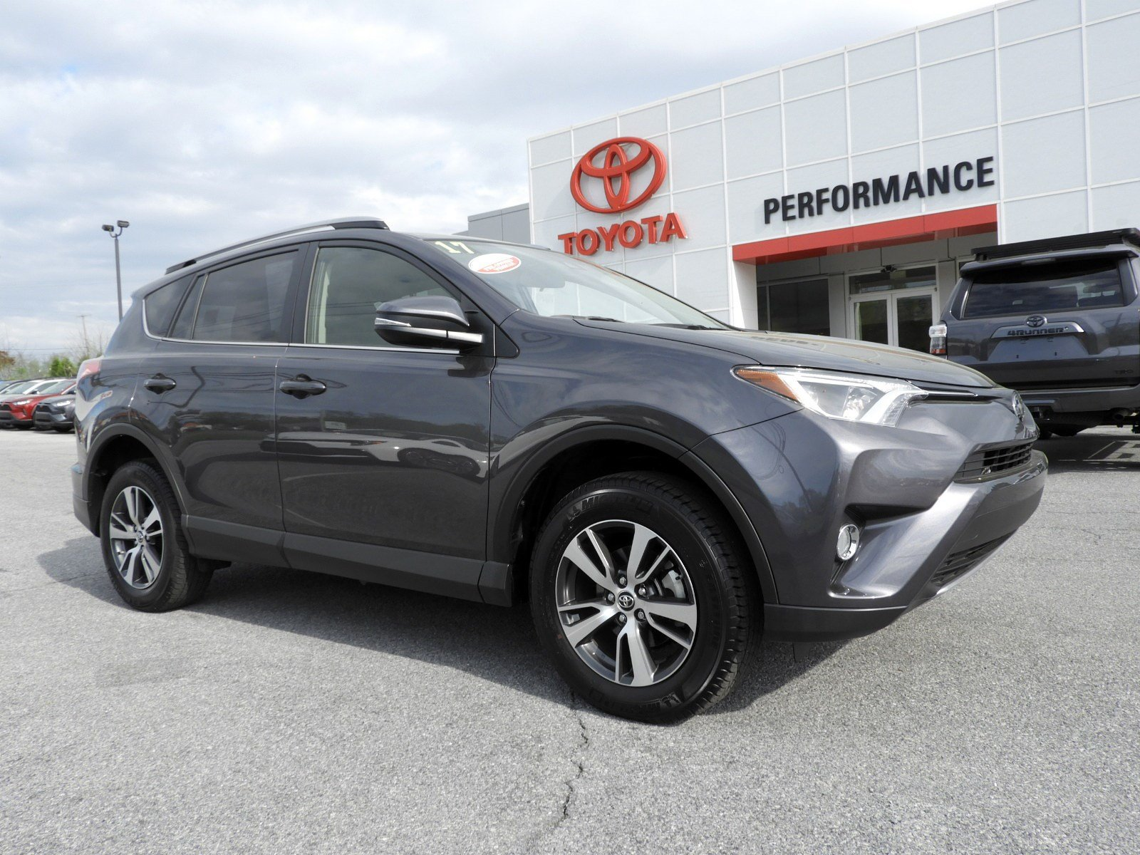 Used 2017 Toyota RAV4 For Sale near Reading in Sinking Spring, PA   Stock:  196086A