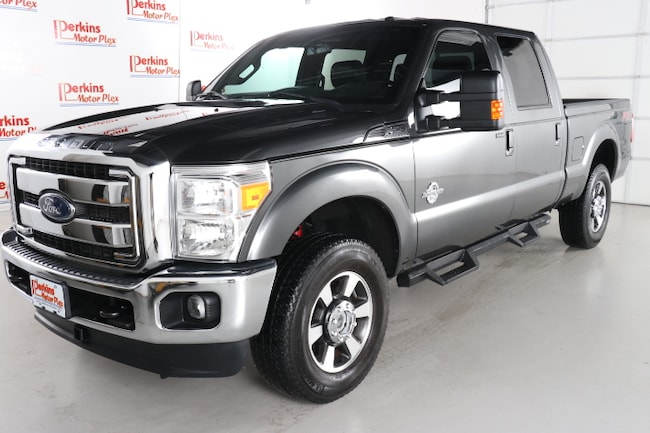 Used 2016 Ford F-250 Lariat 4x4 Truck Crew Cab