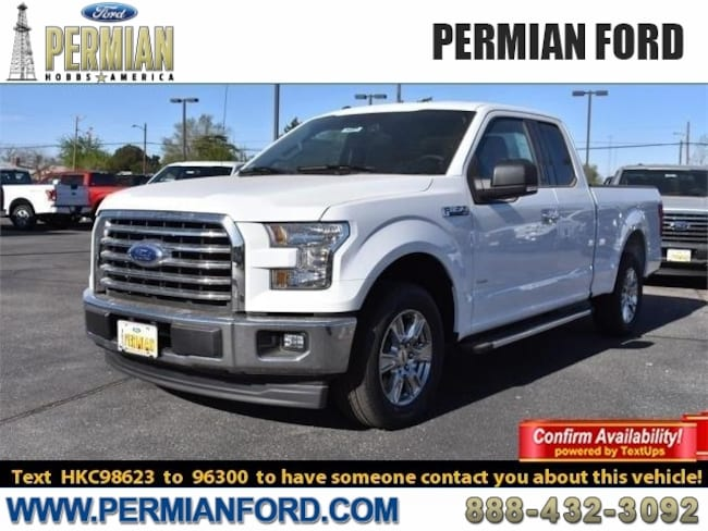 2017 Ford F-150 XLT 2WD Supercab 6.5 Box Truck SuperCab Styleside