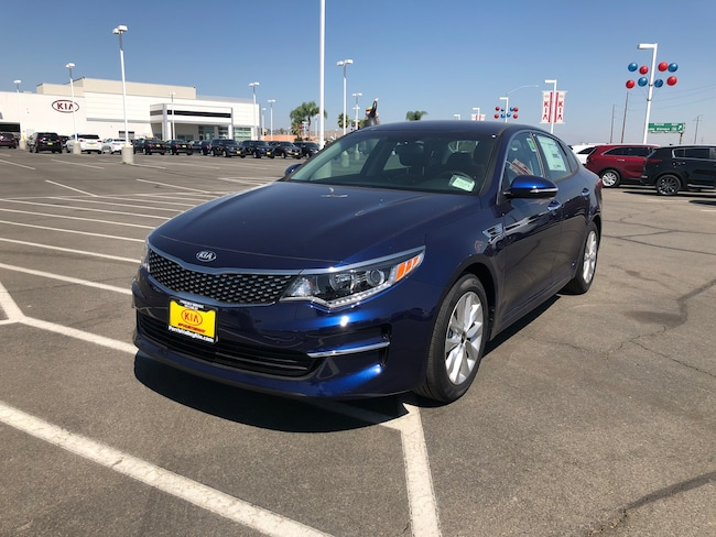 2018 Kia Optima EX Auto Sedan