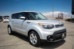 2017 Kia Soul Base Auto Hatchback