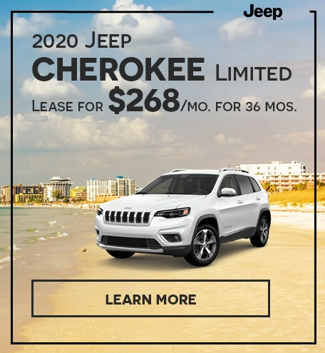2020 Jeep Cherokee Limited-September 2020