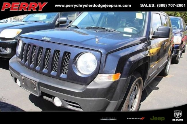 2011 Jeep Patriot Sport 4x4 4WD  Sport