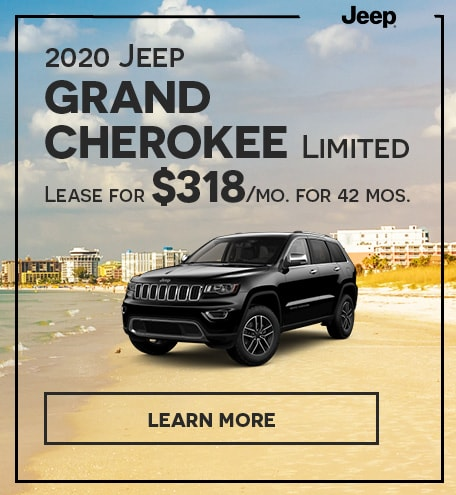 2020 Jeep Grand Cherokee Limited-September 2020