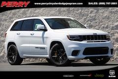 2019 Jeep Grand Cherokee TRACKHAWK 4X4 Sport Utility