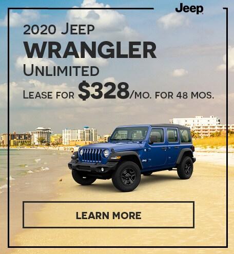 2020 Jeep Wrangler Unlimited-September 2020