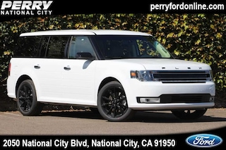 2018 Ford Flex SEL Crossover