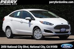 2019 Ford Fiesta S Sedan