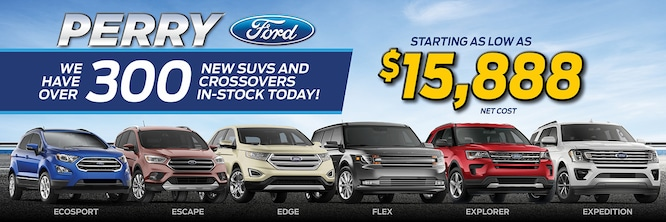 Perry Ford of National City | New Ford dealership in National City