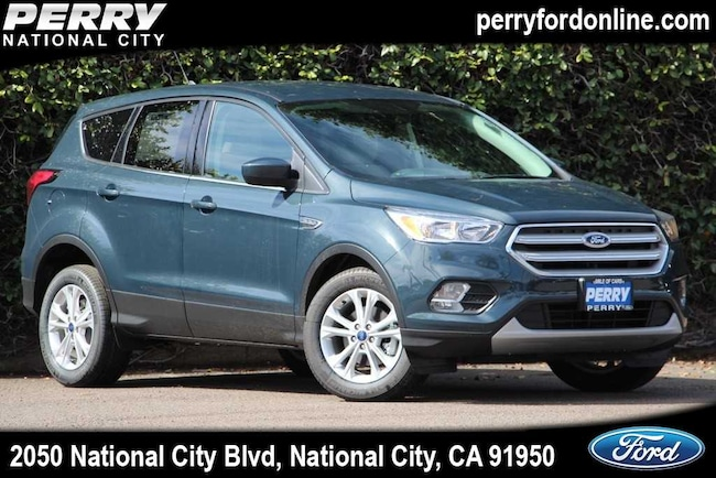 Perry Ford National City >> New 2019 Ford Escape For Sale At Perry Ford Of National City Vin
