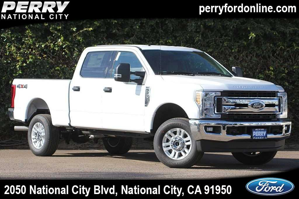 New 2019 Ford Superduty For Sale At Perry Ford Of National City