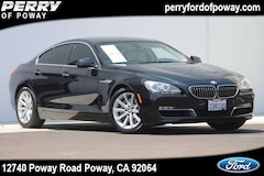 2014 BMW 6 Series 640i Gran Coupe Gran Coupe