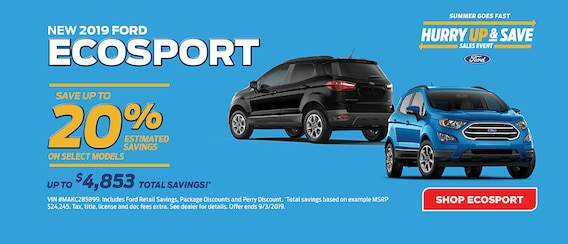 Perry Ford | Ford Dealership in Poway CA