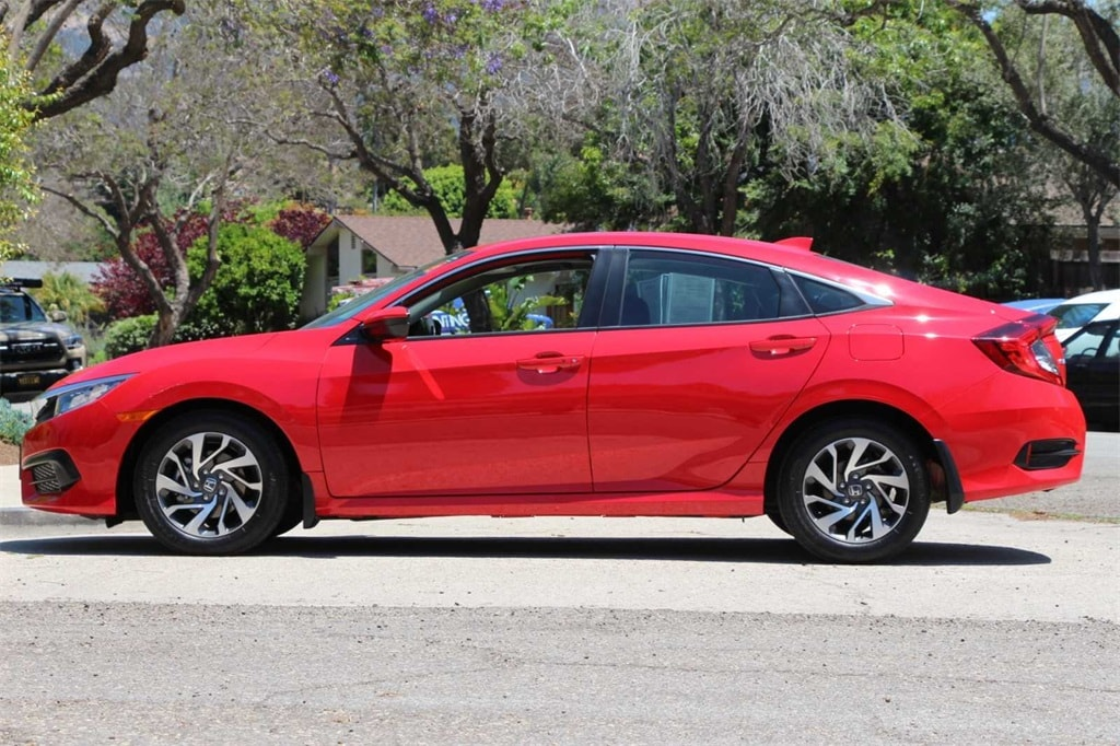 Used 2018 Honda Civic For Sale at Perry Ford | VIN: 2HGFC2F75JH517682