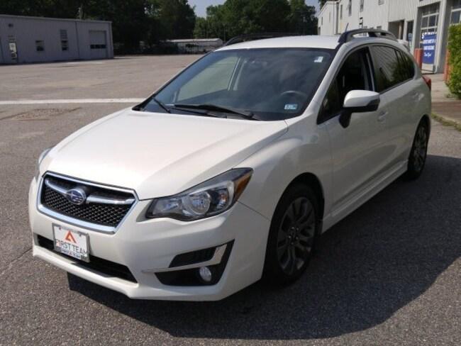 2015 Subaru Impreza 5dr Man 2.0i Sport Premium Car