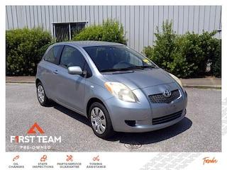 2007 Toyota Yaris 3dr HB Auto Car