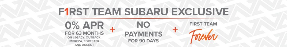 0% APR for 63 Months & No Payments for 90 Days!