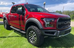 2019 Ford F-150 Raptor Truck SuperCrew Cab