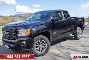 2018 GMC Canyon 4WD All Terrain w/Cloth Extended Cab Pickup