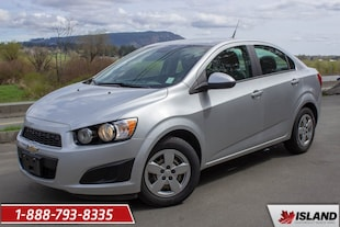 2013 Chevrolet Sonic LS, 5 Speed Manual, Manual 4dr Car