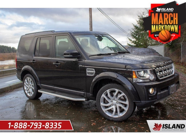 2016 Land Rover LR4 , Beverage Cooler, Power Sun Roof, 7 Seater SUV