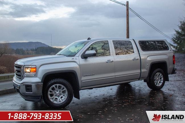 2014 GMC Sierra 1500 SLE | Canopy | Bluetooth | V6 Truck Crew Cab