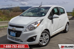 2015 Chevrolet Spark LT, Bluetooth Hatchback