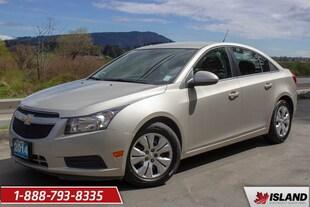 2014 Chevrolet Cruze 2LS, Bluetooth, Cruise Control, Low KM 4dr Car
