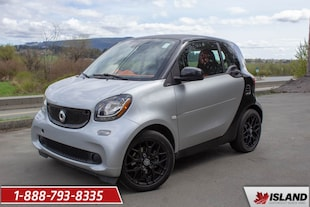 2016 smart fortwo Passion, Bluetooth, Heated Seats 2dr Car