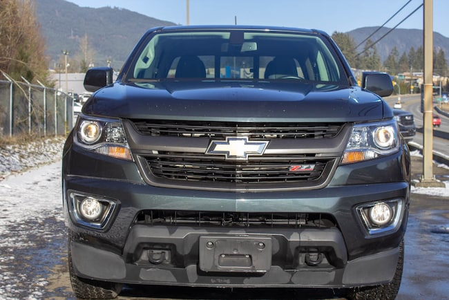 Used 2017 Chevrolet Colorado Z71 Leather Interior Diesel 3m