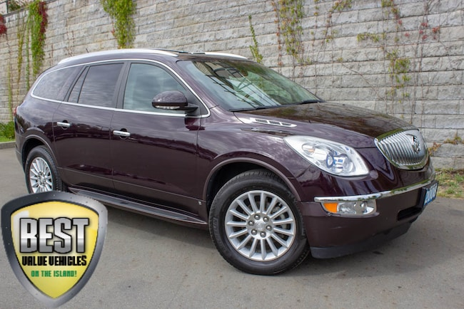 2008 Buick Enclave CXL | Rear Entertainment System | Leather SUV