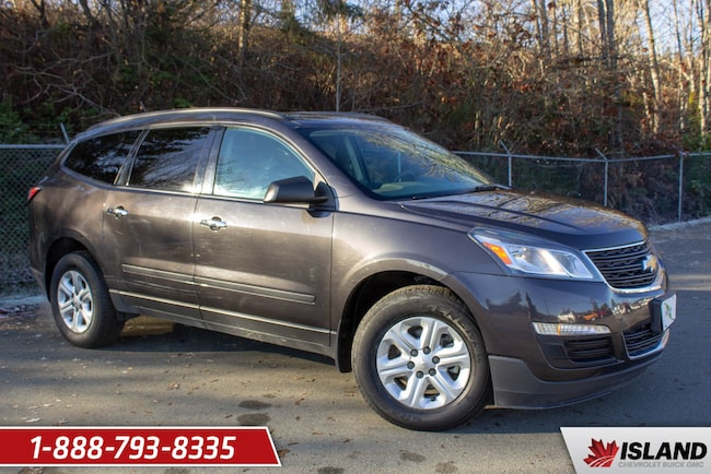 2014 Chevrolet Traverse LS, 8 Seater, Bluetooth, 3.6L V6 SUV