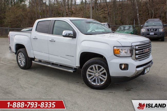 2018 GMC Canyon 4WD SLT Crew Cab Pickup