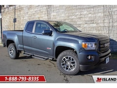 2019 GMC Canyon 4WD  All Terrain w/Cloth Extended Cab Pickup