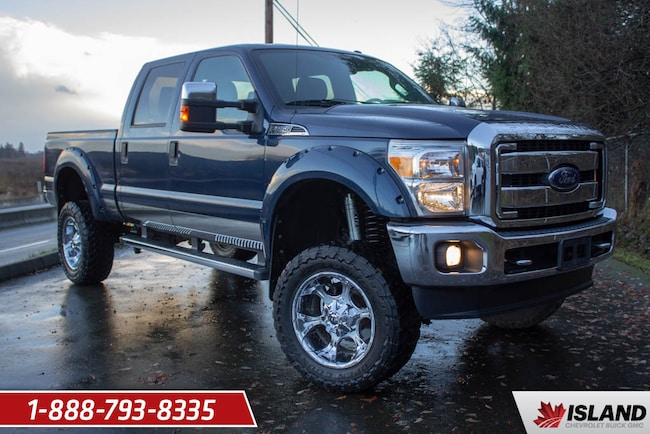 2014 Ford F-250 | Lifted | Running Boards | Bluetooth Truck Crew Cab